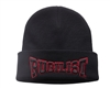 PUGILIST® Beanie (Black/Red)