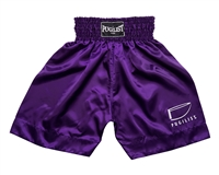 PUGILIST®  Boxing Trunks (Purple)