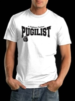 PUGILIST® A Fighter's Nation (White)