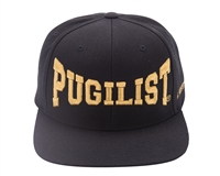 PUGILIST® 'Greatness' Snapback (Black/Gold)