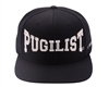 PUGILIST® 'Greatness' Snapback (Black/White)