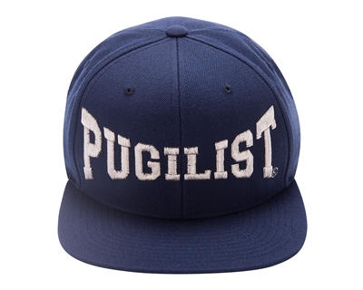 PUGILIST® 'Greatness' Snapback(Navy/White)