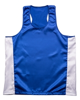 TRAINING JERSEY BLUE/White