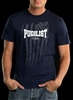 PUGILIST® Faded USA Flag (Blue)