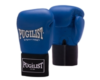 PUGILIST Blue Competition Gloves