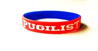 PUGILIST® A Fighter's Nation Wristband Red/White/Blue