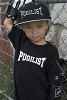 NEW! PUGILIST® Premium S/S Fitted Crew - Black YOUTH