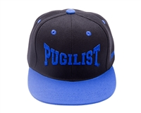 PUGILIST® Snapback Black/Blue Youth