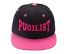 PUGILIST® Snapback Black/Pink Youth