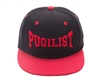PUGILIST® Snapback Black/Red Youth